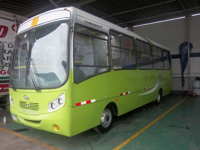 ****ocasion****.venta de county ii hyundai para transporte urbano