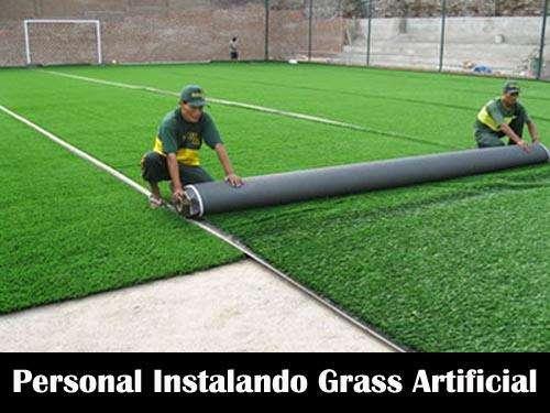 Fotos de Instalacion de grass sintetico cusco rpm #98009055 2