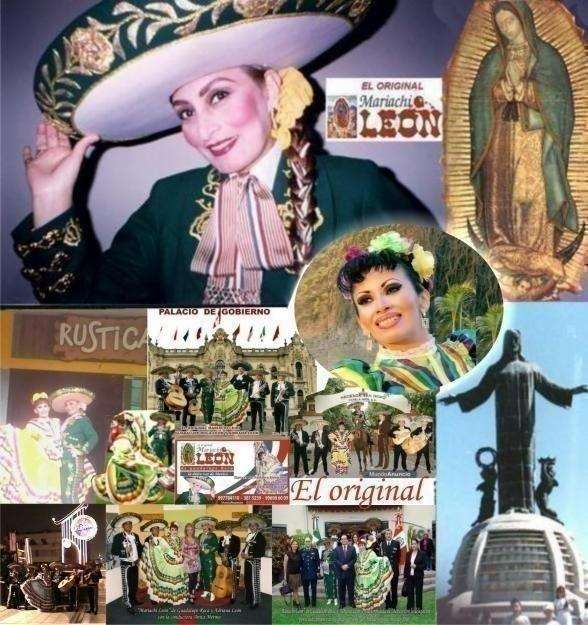 Mariachis mujer en lima-381 5239
