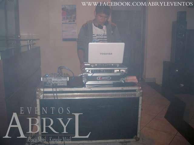 Sonido y dj para fiestas y eventos en lima
