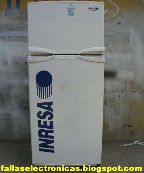 Tecnicos en lima-peru especialistas en refrigeradoras inresa atención al cliente: 01-7235509 / 01-7235803 contamos con un personal altamente calificado que están preparados para descartar cualquier