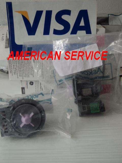 """Servicio s &repuestos r&j """"whirlpool"""" para lavadoras tel: 2422147 next : 125*4879"""
