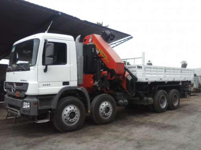 Venta de camion grua pk100002f palfinger, entrega inmediata en oferta