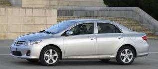 Alquiler de auto con chofer y aire acondicionado (solo sabados y domingos)