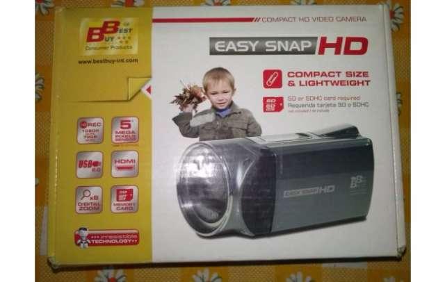 Excelente oportunidad videocamara hd (en caja)