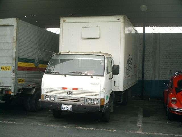 Vendo camión furgón kia trade 3500 año1992