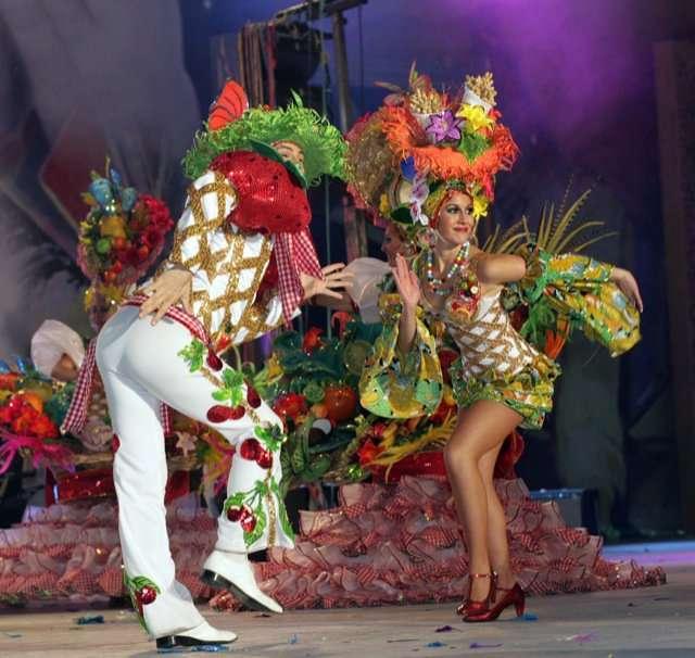 Bailarinas de mambos tropicalissimo telefono fijo : 7816995 cel : 999023200