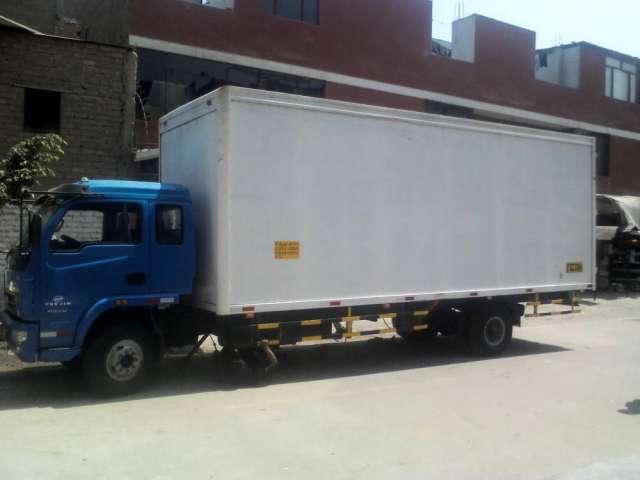 Vendo camion yueyin 2013