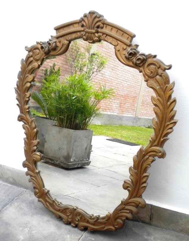 Vendo espejo estilo luis xv