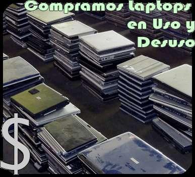 Compro computadoras, laptops en desuso, pago cash