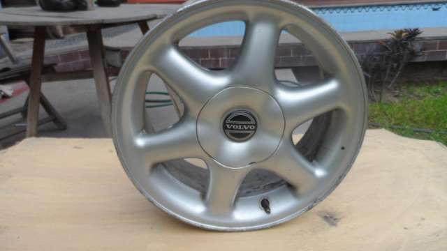 Volvo aros de aluminio