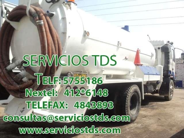Recojo residuos industriales telf: 5755186 / 412*6148