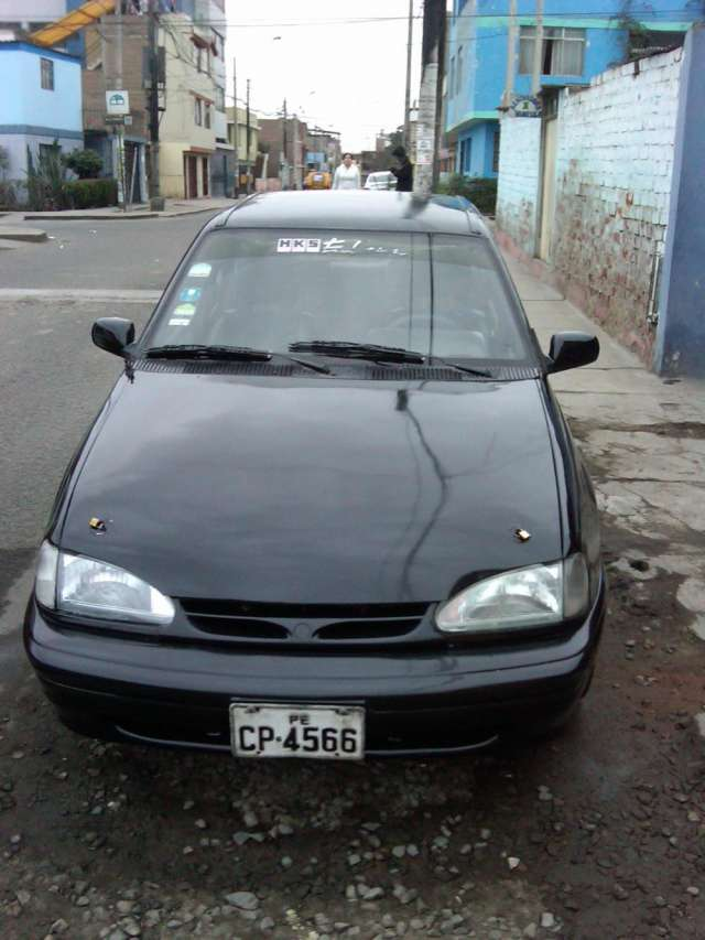 Vendo daewoo lemans 93 a gas glp