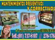 (( 7992752 /1091335)) SERVICIO TECNICO DE CAMARA FRIGORIFICAS: