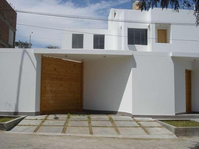 Vendo bonita casa en residencial la angostura ica