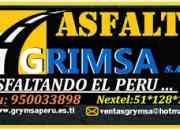 Grimsa Peru e.i.r.l VENTA DE BREA LIQUIDA ORIGINAL