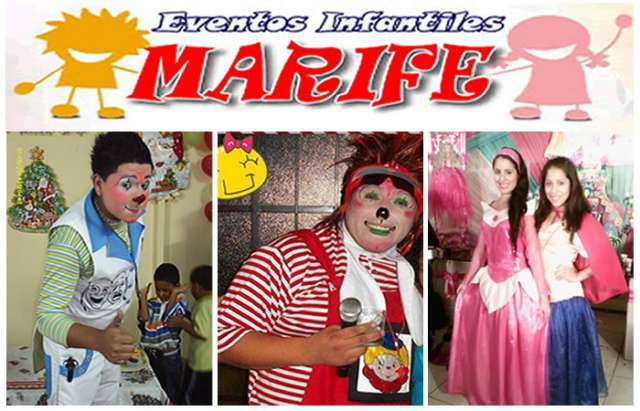Fiestas infantiles, show infantil, baby shower, payasos, animadoras infantiles