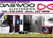 PINTURAS Y REPARACION DE COCINAS Y LAVADORAS**981379599** DAEWOO