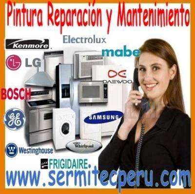 Servicio tecnico de electrodomesticos de la linea blanca**981379599*