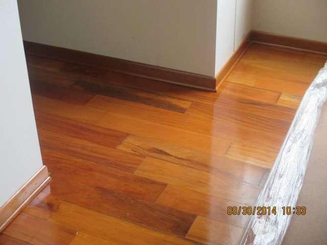 Venta de parquet, mantenimiento de piso