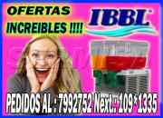 Repuestos de Refresqueras IBBL -BBS2  2761763 CHICHERAS -dispensadores IBBL