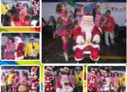 Show Infantil Navideño En Lima Santa Claus Visita Tu Empresa Colegio