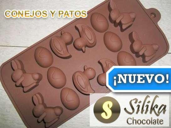Moldes para chocolates