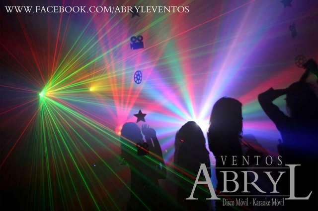 Fotos de Alquiler de luces rítmicas y sonido 1
