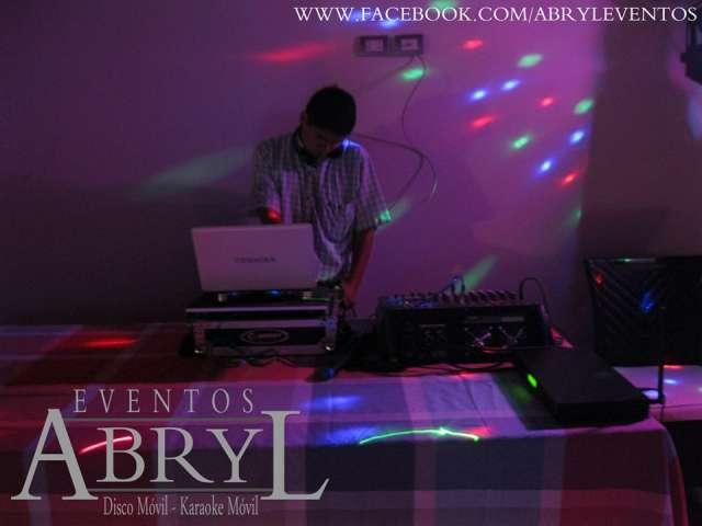 Fotos de Alquiler de luces rítmicas y sonido 2