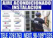 Surco- aire acondicionado 981091335 mantenimientos preventivos