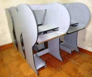 Modulos para cabina de internet