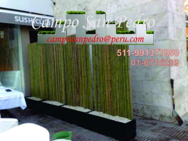 Macetas de cemento a medida fabricion decoracion
