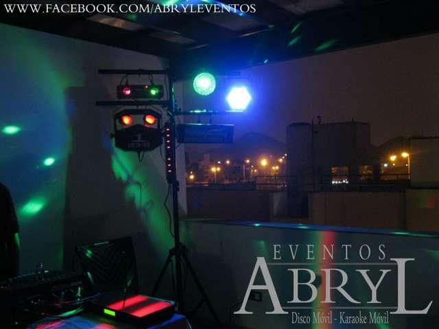 Fotos de Alquiler de luces rítmicas para fiestas ne lima 4