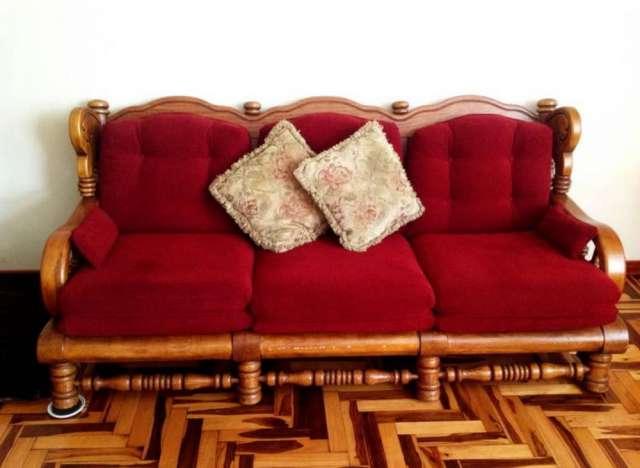 Muebles americanos antiguos