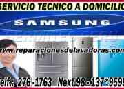 Soporte tecnico secadoras samsung 7378107 ((lince))