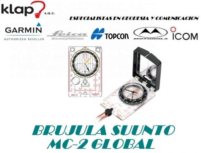 Brujula suunto mc-2 global