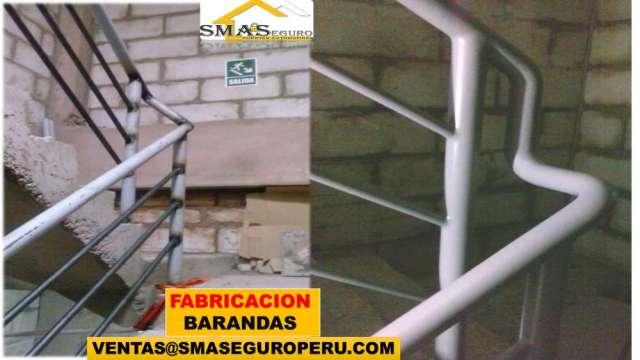 Cerrajeria Estructura Metálica En Lima Fabrica Smaseguroperu