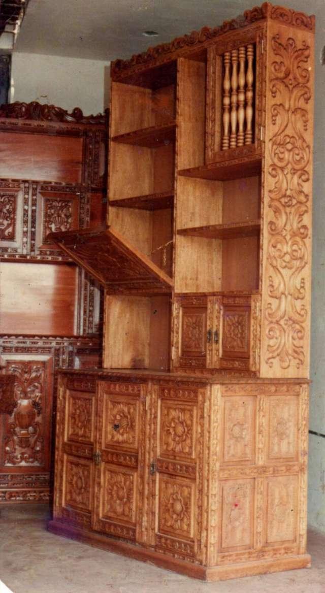Reparamos fabricamos disenamos muebles clasicos