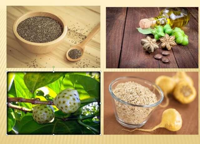 Productos naturales - peru