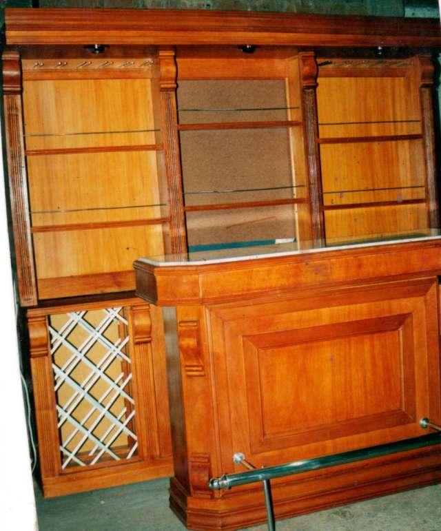 Muebles clasicos y modernos exclusivos
