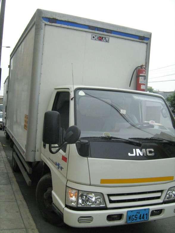 Ocasion camion furgon jmc
