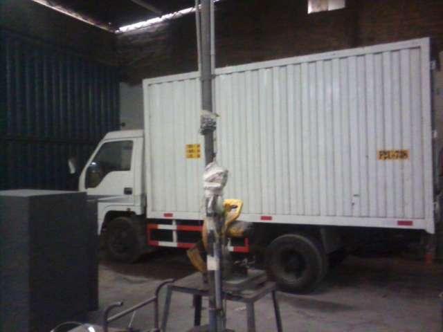 Se alquila camión de 2 toneladas
