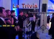 Grupo musical orquesta la trivia fiestas matrimon…