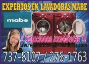 ((los olivos)) tecnicos a domicilio reparacion en lavadoras mabe 998766083