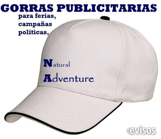 Gorras publicitarias gorras personalizadas