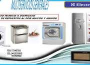 Servicio tecnico secadoras electrolux lima @@@