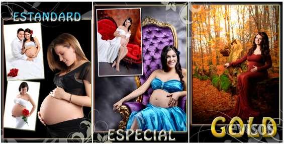 Sesion fotografica profesional para embarazadas y más... !