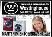 Servicio técnico westinghouse a domicilio (( san borja ))