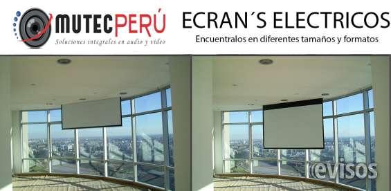 Ecran electrico