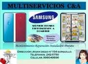 2425750?@ servicio tecnico refrigeradores samsung lima  2425750@